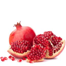 Greek pomegranates